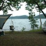 プレ・ソロキャンプ、東北地方に行った