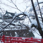 2018初冬-青森・雪の弘前城