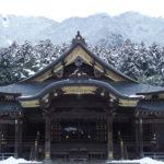 2019冬-新潟・弥彦神社