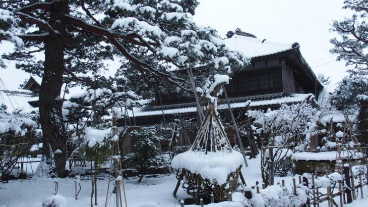 2019冬-新潟・北方文化博物館